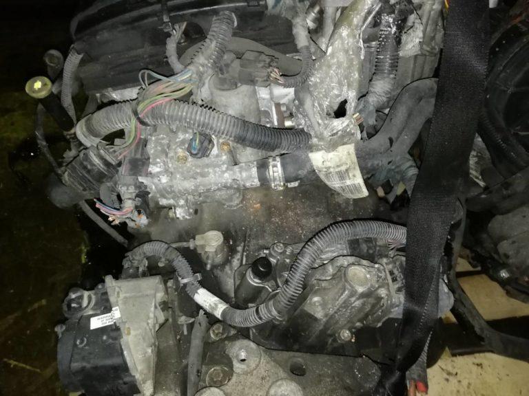 Контрактный двигатель Опель Астра, Зафира, Мерива, Вектра 1.6и Z16XEP 20EE7518