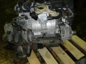 Контрактный двигатель Опель Астра, Зафира, Мерива, Вектра 1.6и Z16XEP 20GA7076