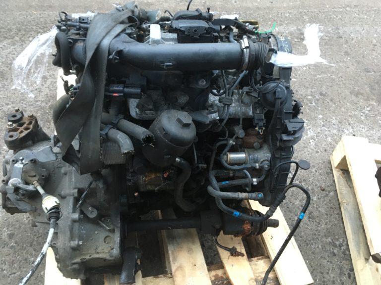 Контрактный двигатель бу Опель 1,7CDTI Z17DTH 1192861