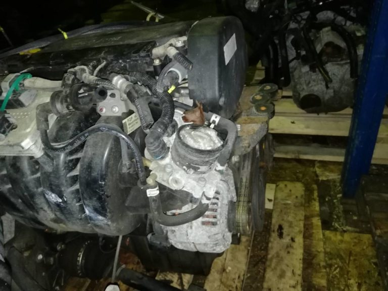 Контрактный двигатель Опель Астра, Вектра, Зафира, Сигнум 1.8и Z18XER 20KC7656