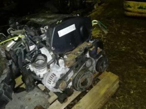 Контрактный двигатель Опель Астра, Вектра, Зафира, Сигнум 1.8и Z18XER 20KP5169
