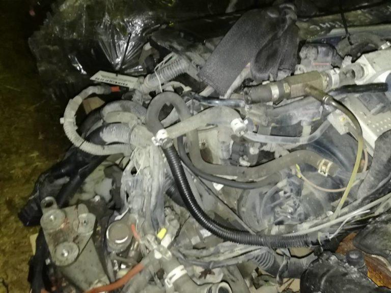 Контрактный двигатель Опель Астра, Вектра, Зафира, Сигнум 1.8и Z18XER 20KW8652