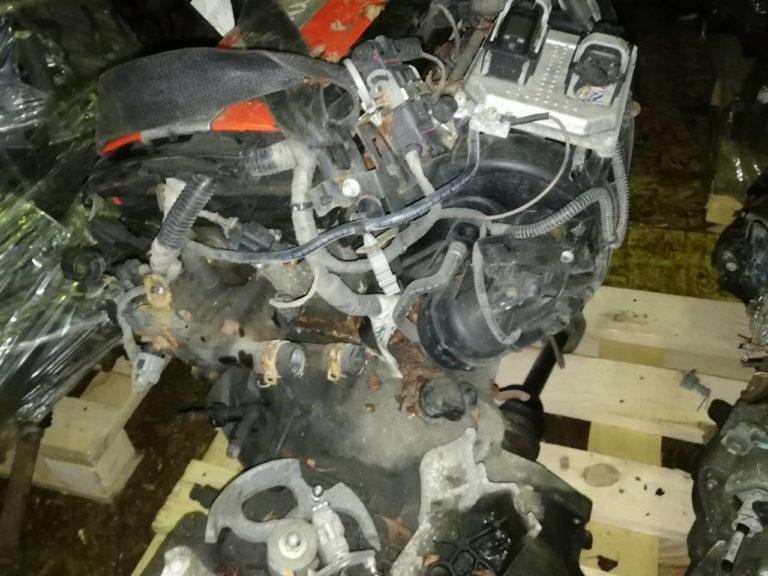 Контрактный двигатель Опель Астра, Вектра, Зафира, Сигнум 1.8и Z18XER 20MH7530