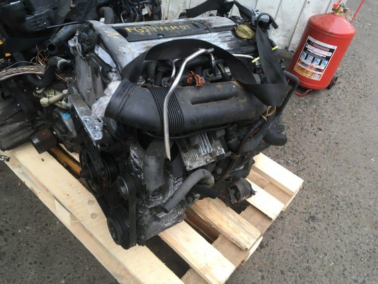 Контрактный двигатель Опель Астра, Вектра, Зафира 2.2и Z22SE 11022256