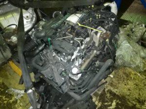 Контрактный двигатель Форд Фокус 2 1.6TDi G8DA 5G35030