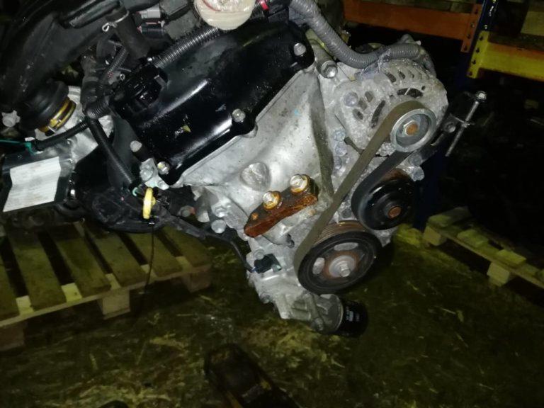 Двигатель 1KR FE 1.0i