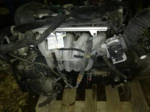 Контрактный двигатель Volvo 2.4и B5244S 2127138 V70, S60, S70, S80