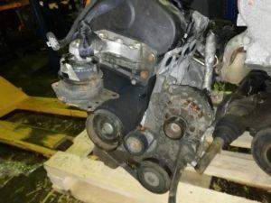 Двигатель контрактный Фольксваген 1.4и BBZ 135012 /AUB для Поло, Шкода