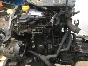 Двигатель F8Q 1.8d