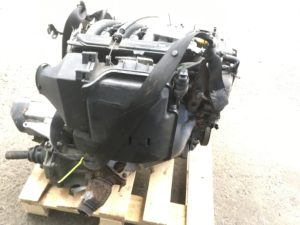 Двигатель контрактный Рено 1.4и K4J750, KJ714