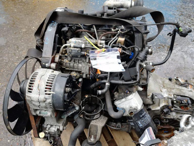 Контрактный двигатель Ауди A4, A6 1.9 TDi AFN 351922