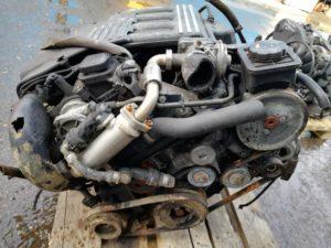 Контрактный двигатель БМВ бу 2.0д M47В20 (204D1) 84649504