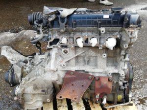 Контрактный двигатель бу Форд Фокус 2 1,8и QQDA 4L70706