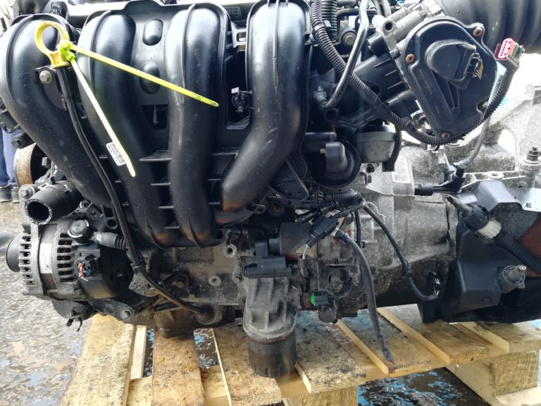 Двигатель CSDB 1.8i