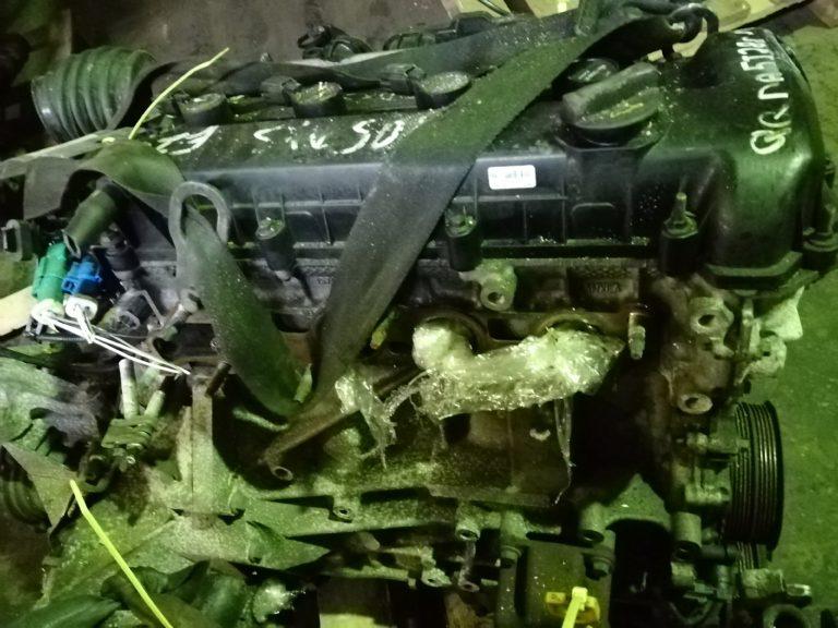 Контрактный двигатель бу Форд Фокус 2 1,8и QQDA 5J28804
