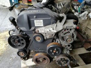 Контрактный двигатель бу Форд 1 1,6и FYDB 1K69313 (FYDB; FYDA)