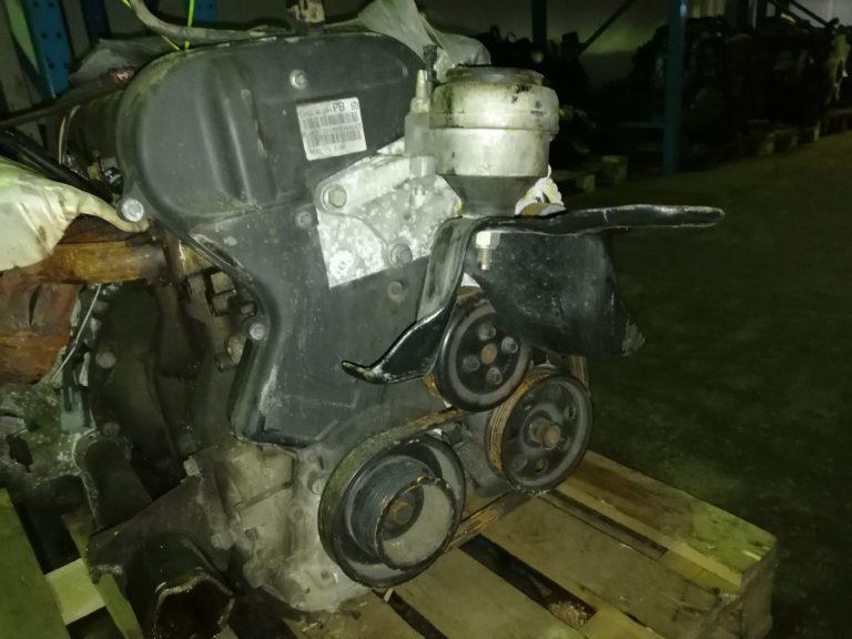Контрактный двигатель бу Форд 1 1,6и FYDB 2R36215 (FYDB; FYDA)