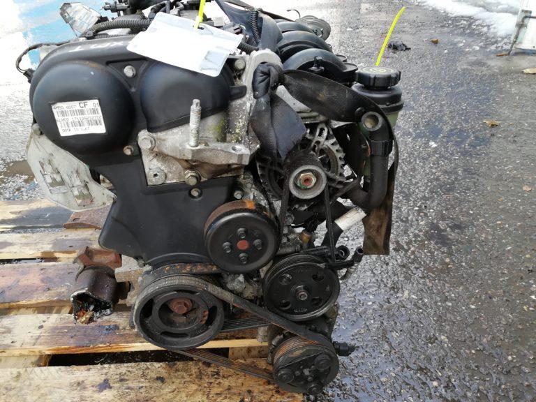 Контрактный двигатель Форд 1,6и HXDA 5D40878 115 л.с.