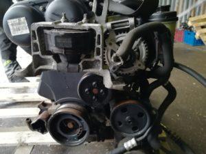 Контрактный двигатель Форд 1,6и HWDA 6B05052 100 л.с.