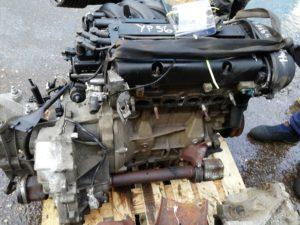 Контрактный двигатель Форд 1,6и HWDA 6R39906 100 л.с.