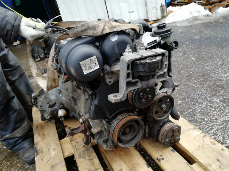 Контрактный двигатель Форд 1,6и HWDA 6S88109 100 л.с.