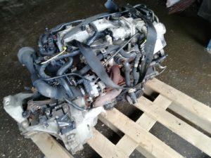 Двигатель QYBA 1.8d
