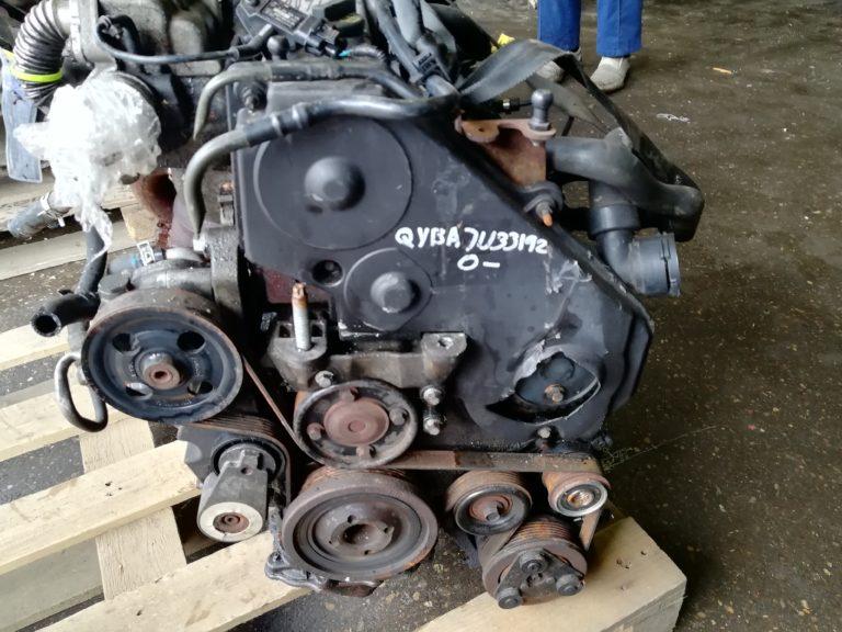 Контрактный двигатель Форд 1,8тд QYBA 7U33192 для Mondeo