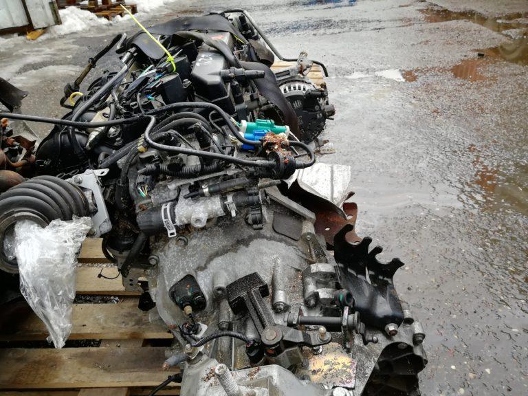 Контрактный двигатель бу Форд Мондео  2.0и AOBA 8R30796