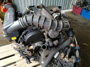 Контрактный двигатель Форд Транзит 2.0TDi ABFA 4B40500