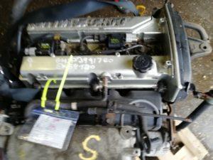 Контрактный двигатель Хендай 2.0и G4JP 3991760
