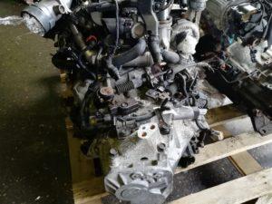 Двигатель D4FA 1.5d