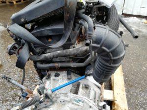Контрактный двигатель бу Кия 2.9CRDI KJ (J3) 618295 Седона, Карнивал II