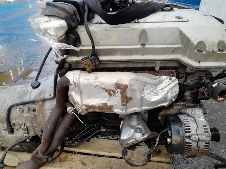 Контрактный двигатель Мерседес 1.8и 111.921 22038782