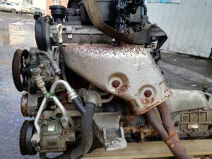 Контрактный двигатель Митсубиси 2.0и 4G94 NA8125