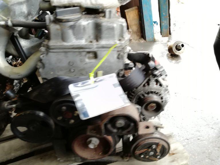 Контрактный двигатель бу Ниссан 1,5и QG15DE 203938