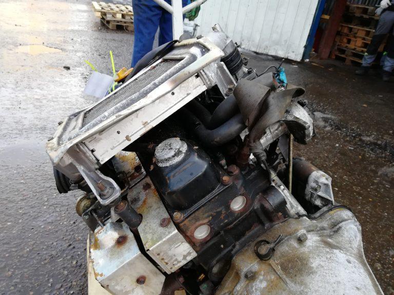 Двигатель TD27 2.7d