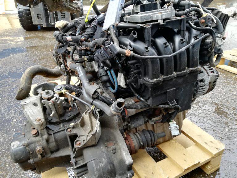 Контрактный двигатель Опель Корса, Агила 1.2и 16V TWINPORT Z12XEP 19FZ8630