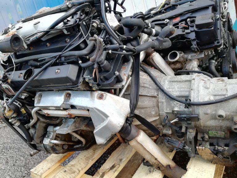 Контрактный двигатель Опель Омега 2.5и X25XE 8280398