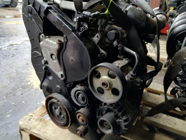 Двигатель WJY 1.9d