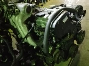 Двигатель контрактный Тойота 2.0и 3S-FE 3S7486763