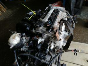 Двигатель контрактный Тойота 1.8и 1ZZ-FE 150193 для Авенсис, Селика, Королла