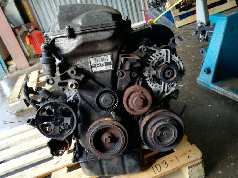 Двигатель контрактный Тойота 1.8и 1ZZ-FE 188428 для Авенсис, Селика, Королла