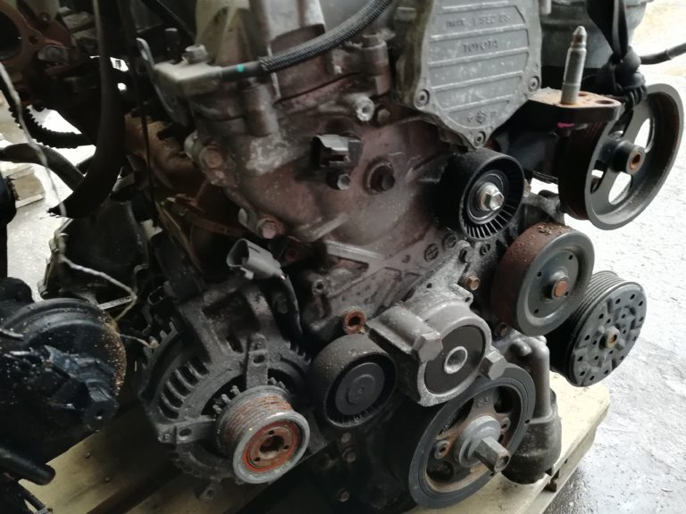 Двигатель контрактный Тойота 2.2D 2AD-FTV 4415408522 для Авенсис