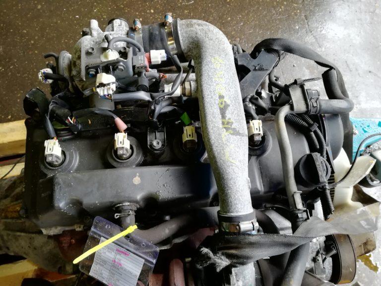 Контрактный двигатель Тойота Hiace 2.5 дизель 2KD-FTV 2KD1335180