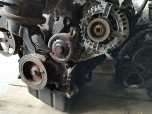 Двигатель 4ZZ-FE 098903 бу Тойота 1,4и