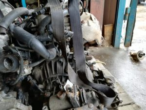 Контрактный двигатель бу Тойота 1,4и 4ZZ-FE 098903