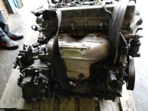 Контрактный двигатель бу Тойота 1,4и 4ZZ-FE 180899