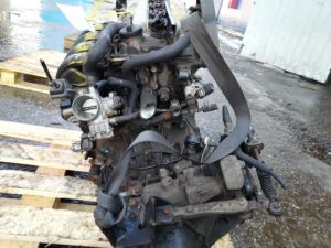 Контрактный двигатель бу Тойота 1,4и 4ZZ-FE 374074