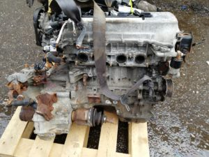 Контрактный двигатель бу Тойота 1,4и 4ZZ-FE 2017826