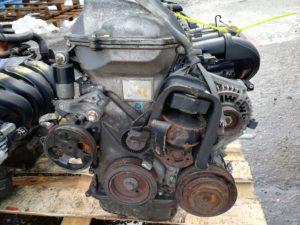 Двигатель контрактный Тойота 1.8и 1ZZ-FE 0831452 для Авенсис, Селика, Королла